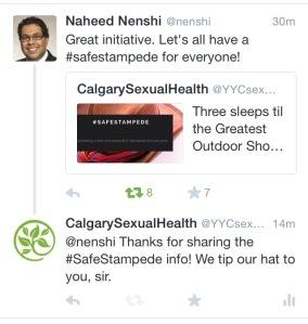 Nenshi tweet